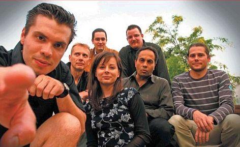 A Napra együttes.