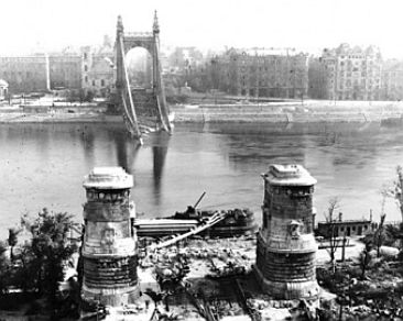 Kegyetlen felszabadulás – Budapest ostroma