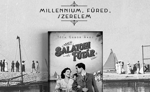 Balatoni futár szerelmekkel