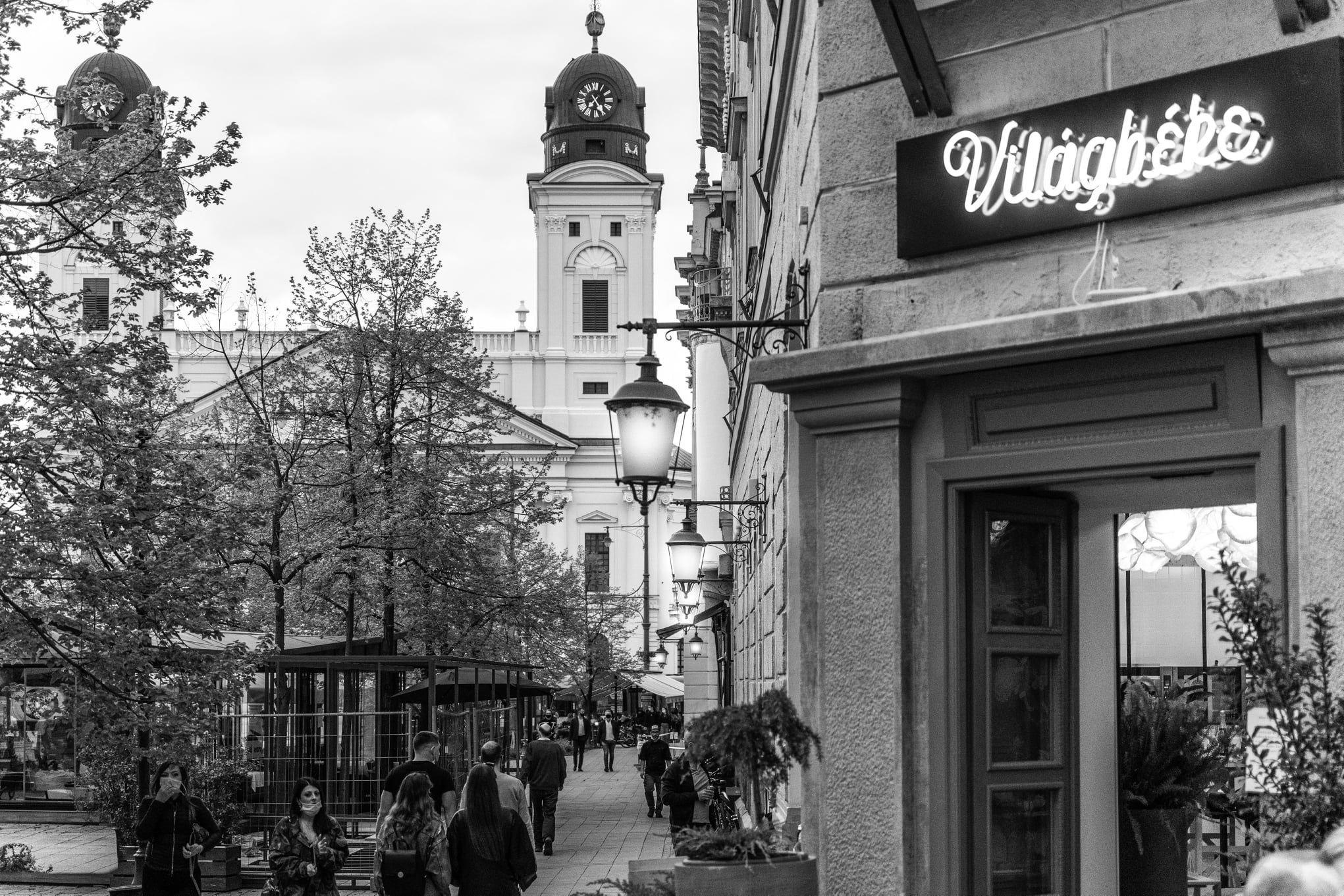 Debrecenbe kéne menni – Gasztroséta a Piac és a Csapó utcán